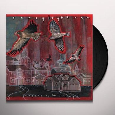 Straylight Run Prepare to be wrong Vinyl Record