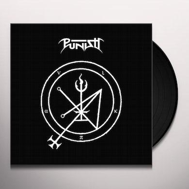 Punish PANIK Vinyl Record