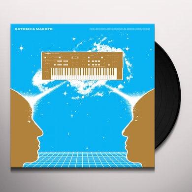 Satoshi & Makoto CZ 5000 SOUNDS & SEQUENCES Vinyl Record