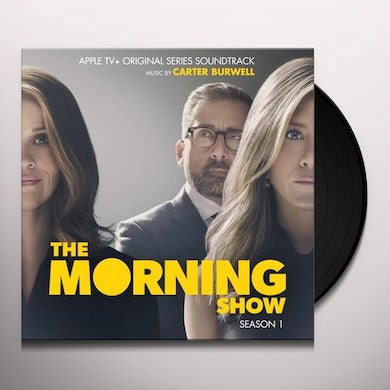 Carter Burwell MORNING SHOW: SEASON 1 - Original Soundtrack Vinyl Record