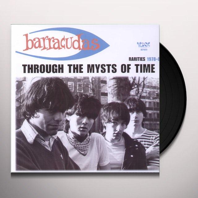 BARRACUDAS THROUGH MYSTS OF TIME Vinyl Record