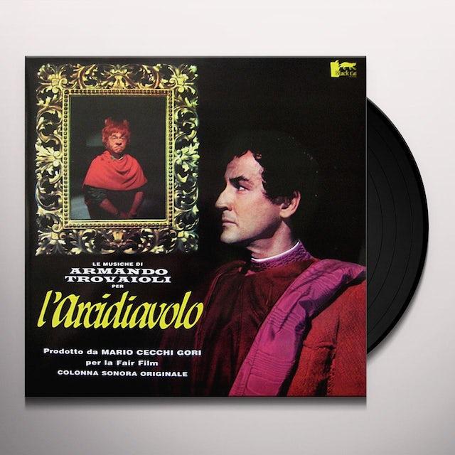 L'Arcidiavolo: Musiche Di Armando Trovaioli / Ost