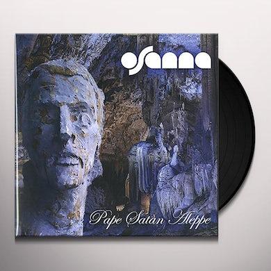 Osanna PAPE SATAN ALEPPE Vinyl Record