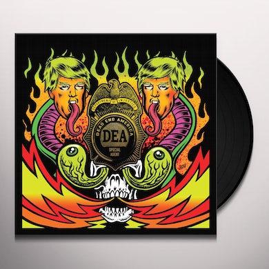 Dead End America Crush The Machine Vinyl Record