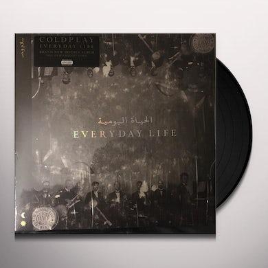 Coldplay EVERYDAY LIFE Vinyl Record