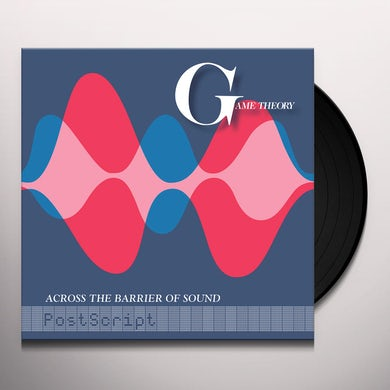 ACROSS THE BARRIER OF SOUND: POSTSCRIPT Vinyl Record