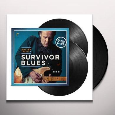 Survivor Blues Vinyl Record