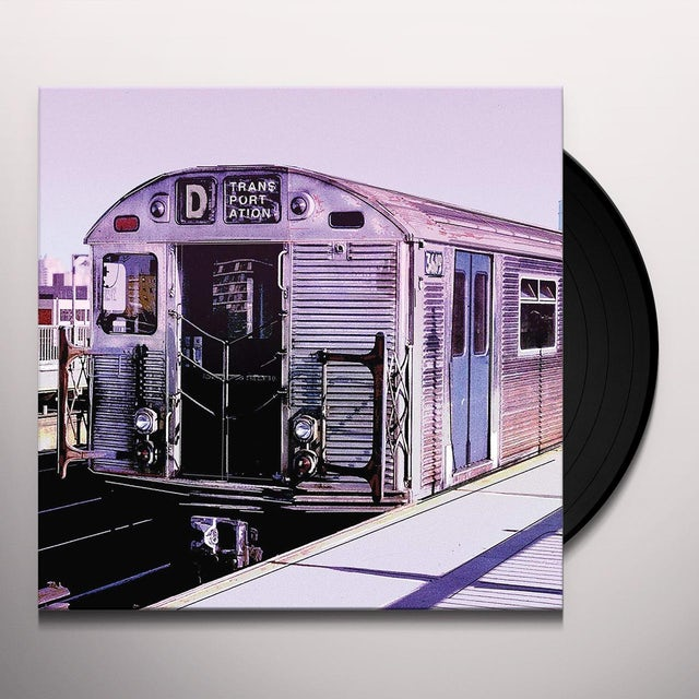 Your Old Droog TRANSPORTATION Vinyl Record