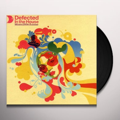 DEFECTED IN THE HOUSE: MIAMI 06 LP3 / VAR Vinyl Record