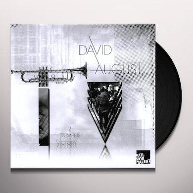 David August TRUMPETS VICTORY Vinyl Record