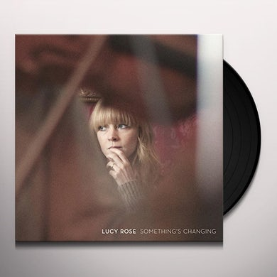 SOMETHING'S CHANGING Vinyl Record