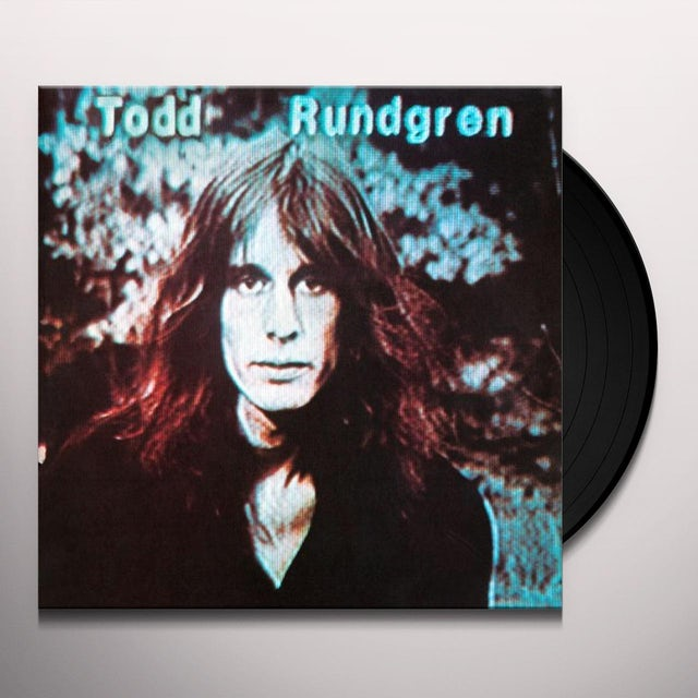 Todd Rundgren HERMIT OF MINK HOLLOW Vinyl Record