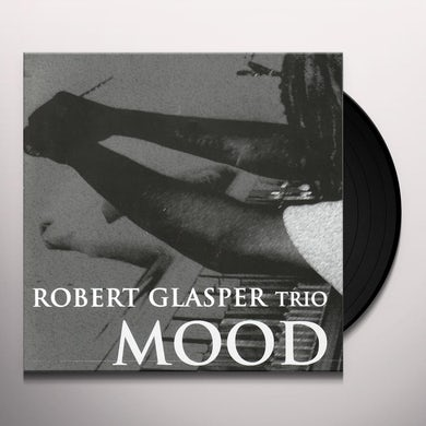 Robert Trio Glasper MOOD Vinyl Record