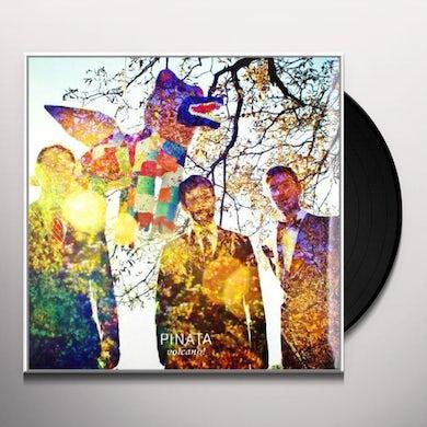 Volcano PINATA (CLEAR) Vinyl Record