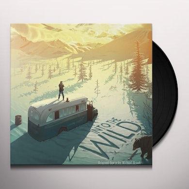 Michael Brook INTO THE WILD (ORIGINAL SCORE) Vinyl Record