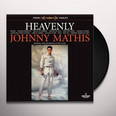 Johnny Mathis HEAVENLY Vinyl Record