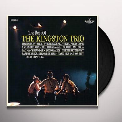 BEST OF THE KINGSTON TRIO Vinyl Record