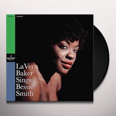 SINGS BESSIE SMITH Vinyl Record