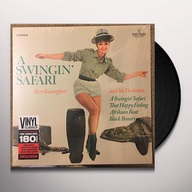 Bert Kaempfert SWINGIN' SAFARI Vinyl Record