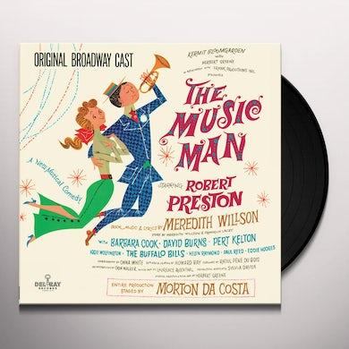 MUSIC MAN / ORIGINAL BROADWAY CAST / PRESTON Vinyl Record