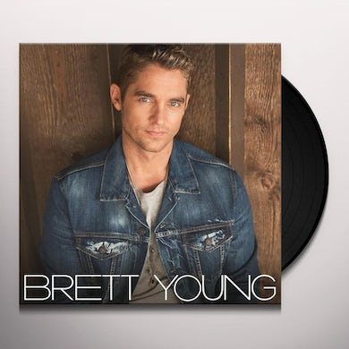 BRETT YOUNG Vinyl Record