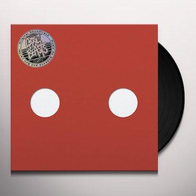 Doseone / Bob Larder GANG BEASTS / Original Soundtrack Vinyl Record