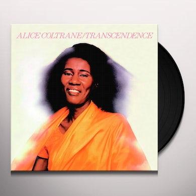 Alice Coltrane TRANSCENDENCE Vinyl Record