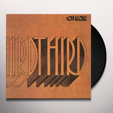 Soft Machine THIRD Vinyl Record