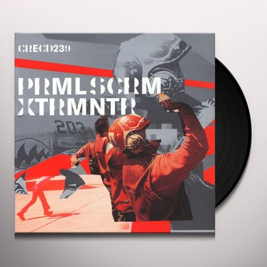 Primal Scream XTRMNTR Vinyl Record