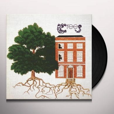 Trees GARDEN OF JANE DELAWNEY Vinyl Record - 180 Gram Pressing