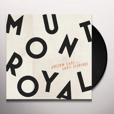 Julian Lage MOUNT ROYAL Vinyl Record