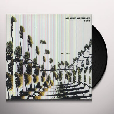 Markus Guentner 1981 Vinyl Record