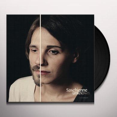 Saschienne UNKNOWN Vinyl Record