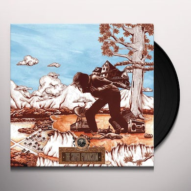 Okkervil River The Silver Gymnasium Vinyl Record