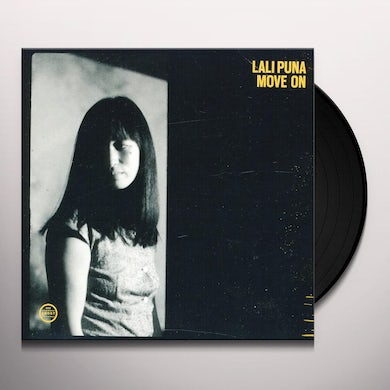 Lali Puna MOVE ON / AFTER ALL STOP Vinyl Record