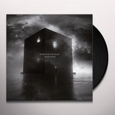BLACK HOUSE (GOLD VINYL/DVD) Vinyl Record