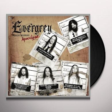 Evergrey MONDAY MORNING APOCALYPSE Vinyl Record