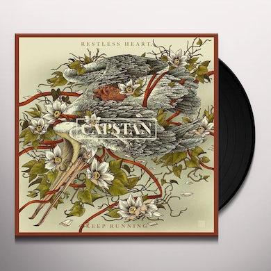 Capstan RESTLESS HEART KEEP RUNNING Vinyl Record