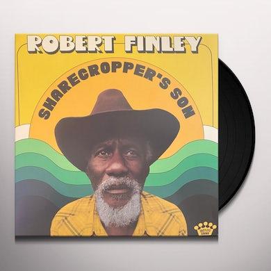 Robert Finley SHARECROPPER'S SON Vinyl Record