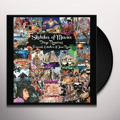 Diego Ramirez SKETCHES OF MEXICO Vinyl Record
