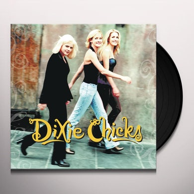 The Chicks WIDE OPEN SPACES Vinyl Record