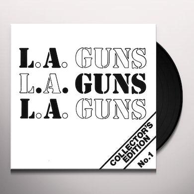 LA Guns COLLECTOR'S EDITION NO. 1 Vinyl Record