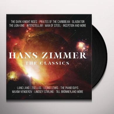 HANS ZIMMER - THE CLASSICS Vinyl Record