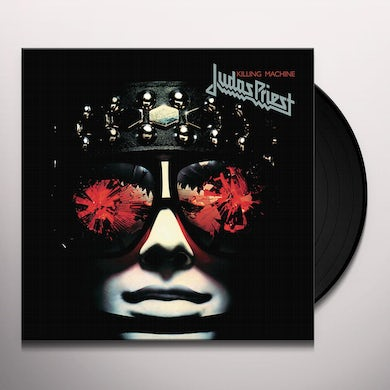 Judas Priest KILLING MACHINE Vinyl Record