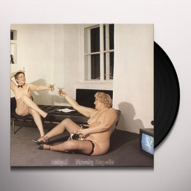 Novaks Kapelle NAKED Vinyl Record