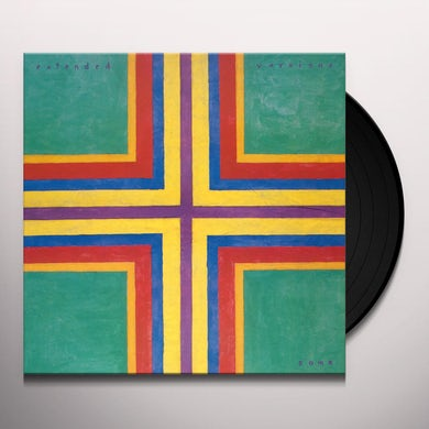 EXTENDED VERSIONS SAME Vinyl Record