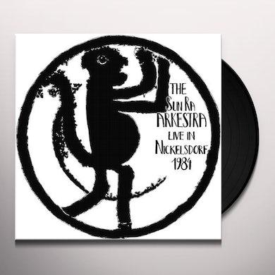 Sun Ra LIVE IN NICKELSDORF 1984 Vinyl Record