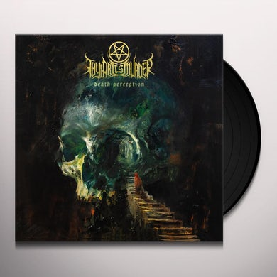 Thy Art Is Murder DEATH PERCEPTION Vinyl Record