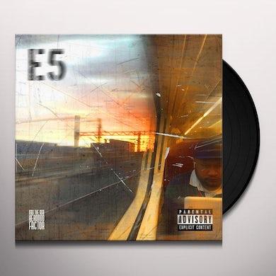 Haz Beats E5 Vinyl Record