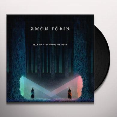 Amon Tobin FEAR IN A HANDFUL OF DUST Vinyl Record